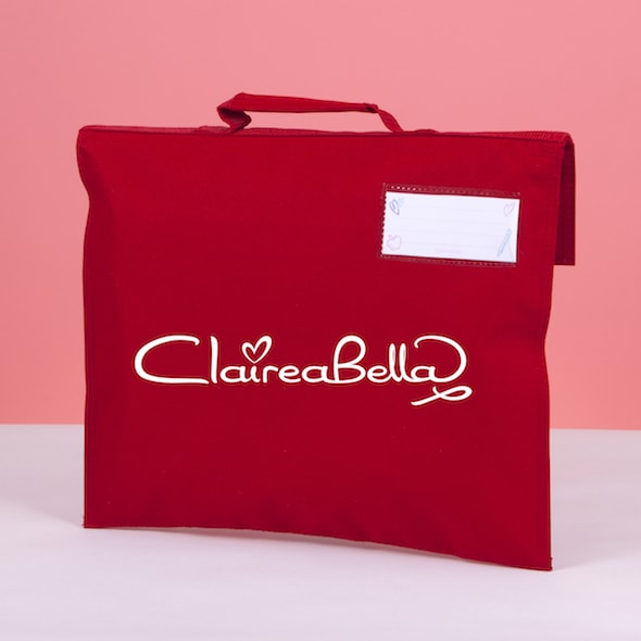 ClaireaBella Girls Shielded Book Bag - Image 6