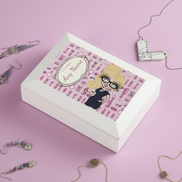 ClaireaBella Beauty Essentials Jewellery Box - Image 2
