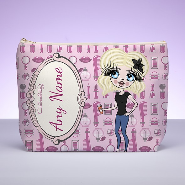 ClaireaBella Beauty Essentials Wash Bag - Image 1