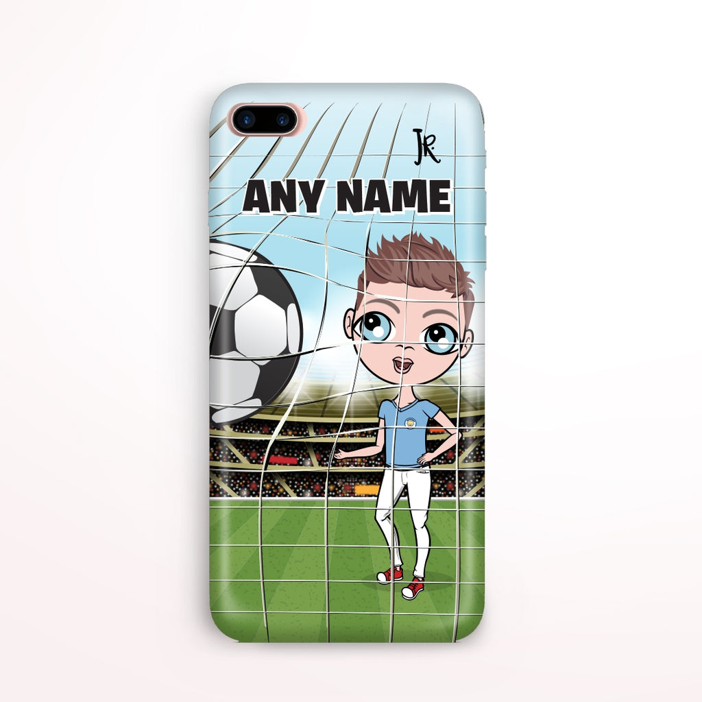 Jnr Boys Football Phone Case - Image 1