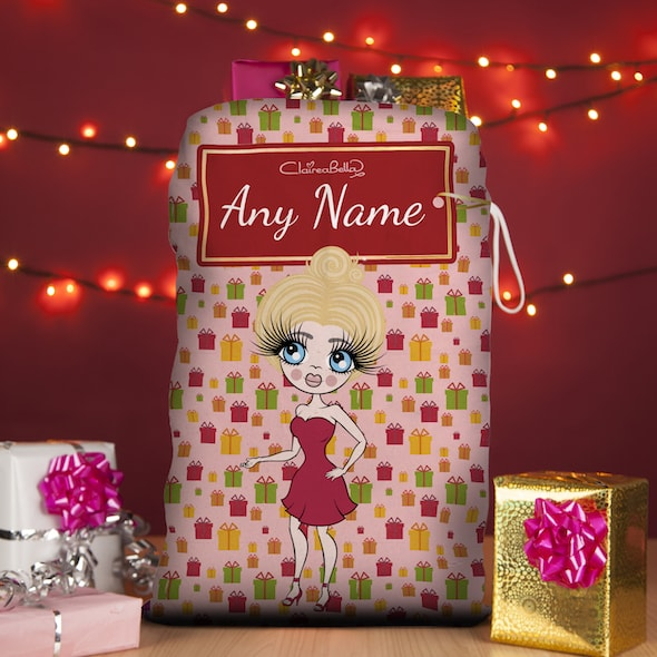 ClaireaBella Presents Christmas Sack - Image 1
