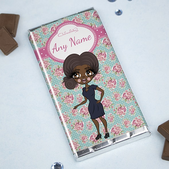ClaireaBella Rose Chocolate Bar - Image 1
