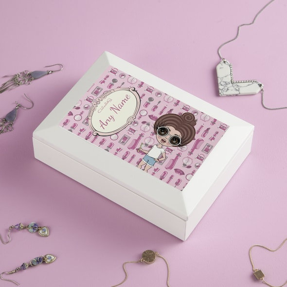 ClaireaBella Girls Beauty Essentials Jewellery Box - Image 2
