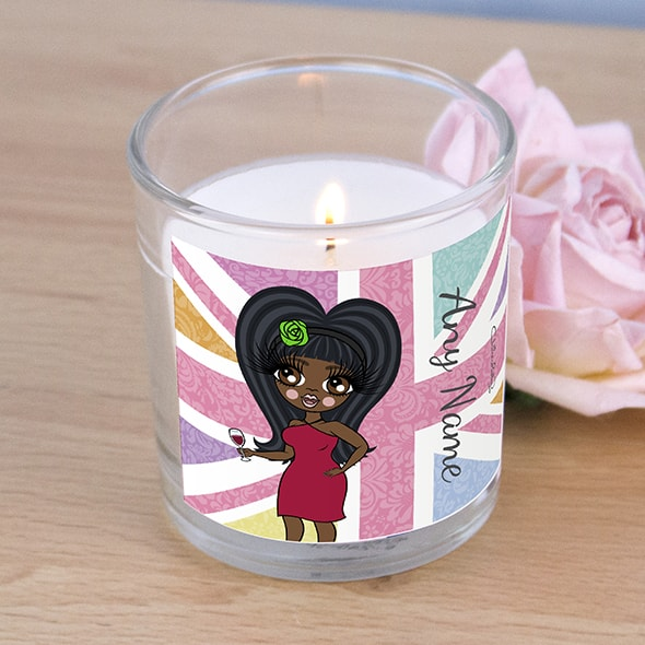 ClaireaBella Union Jack Scented Candle - Image 2