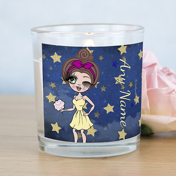 ClaireaBella Starry Sky Scented Candle - Image 1