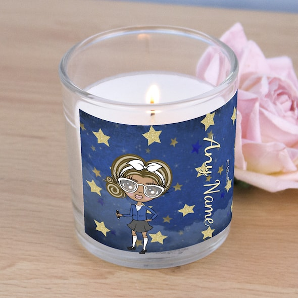 ClaireaBella Girls Starry Sky Scented Candle - Image 2