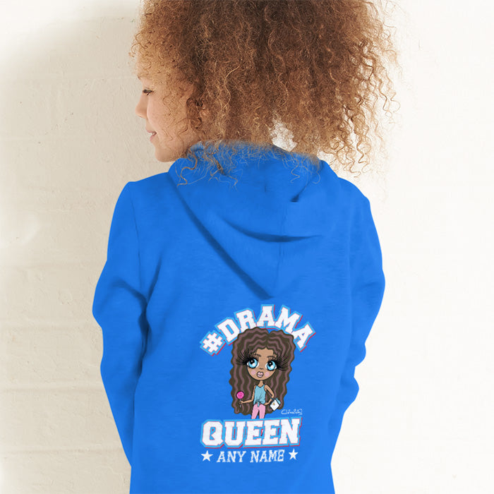 ClaireaBella Girls Drama Queen Onesie