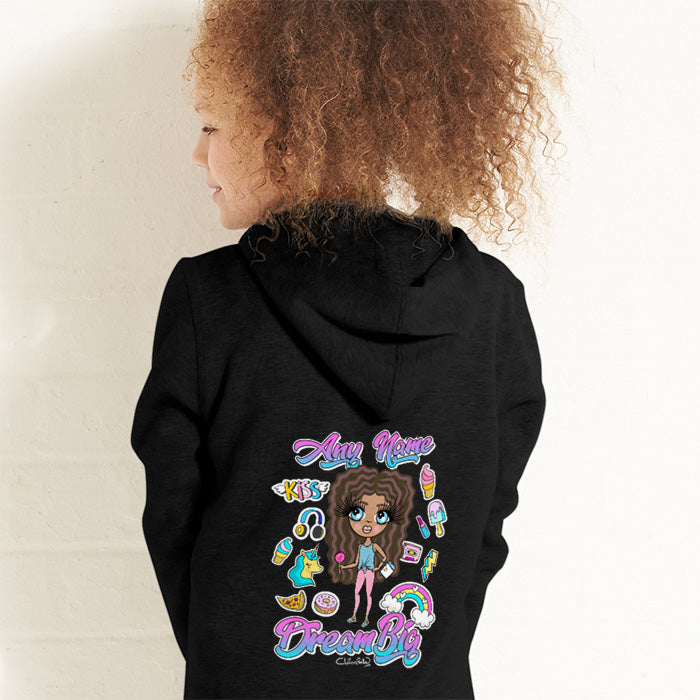 ClaireaBella Girls Dream Big Onesie