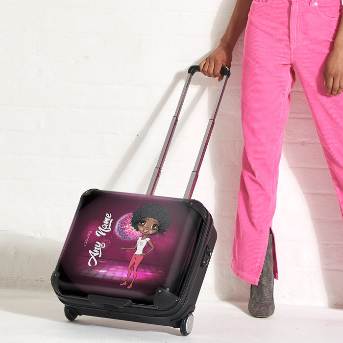ClaireaBella Disco Diva Weekend Suitcase
