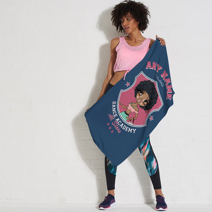 ClaireaBella Varsity All Stars Gym Towel