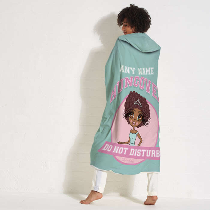 ClaireaBella Hangover Hooded Blanket