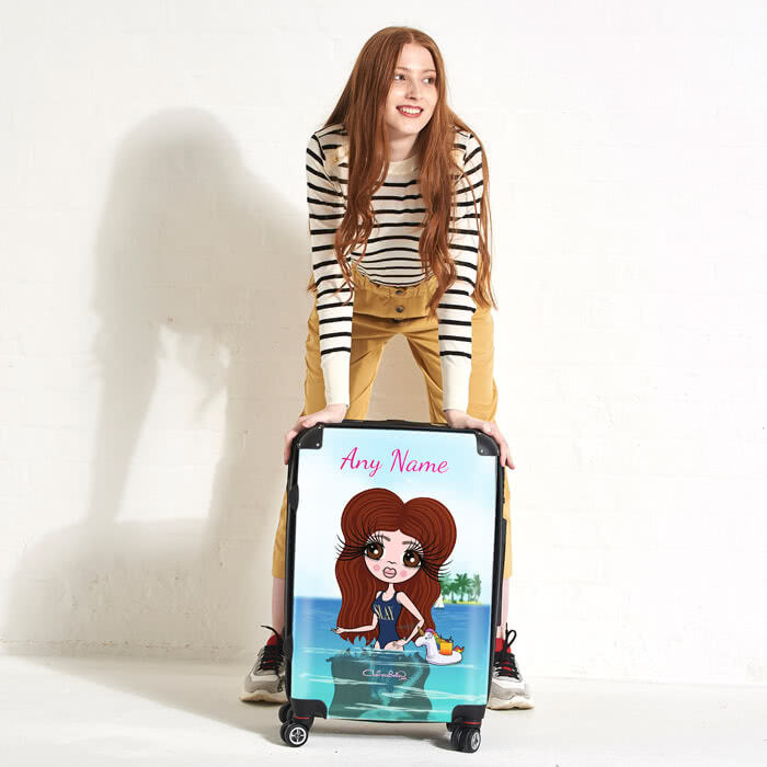 ClaireaBella Seaside Cocktails Suitcase