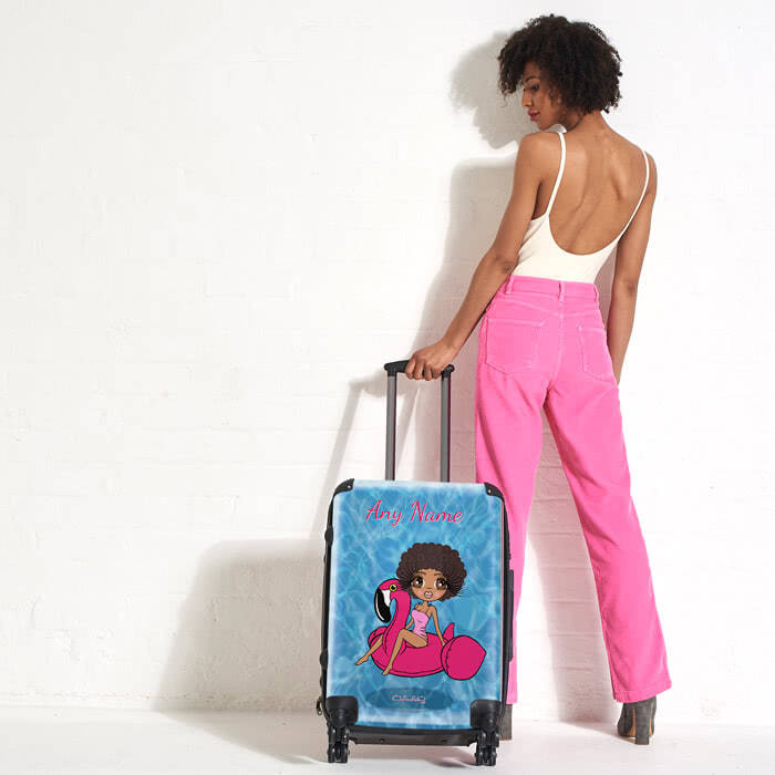 ClaireaBella Pool Side Suitcase