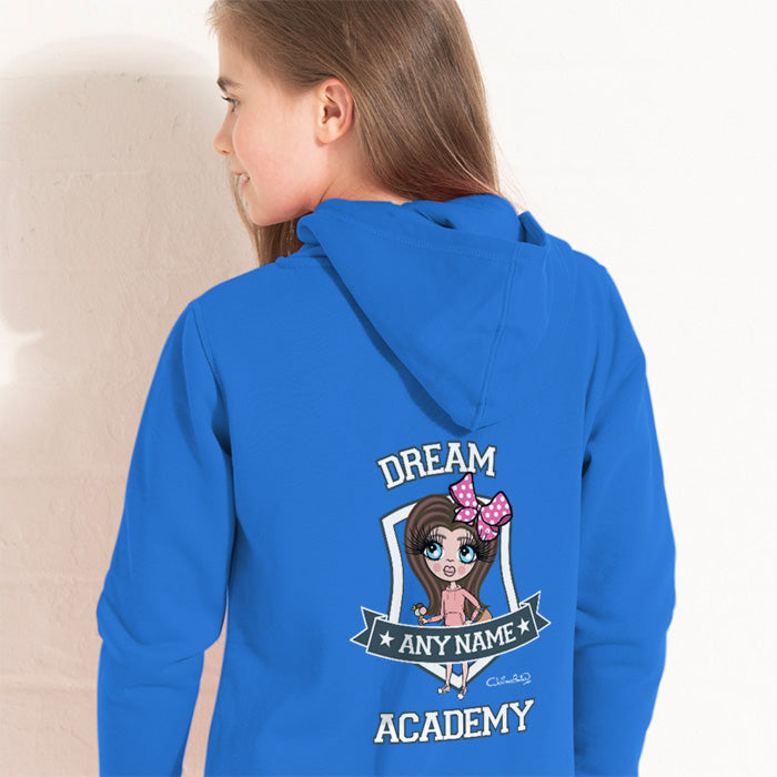 ClaireaBella Girls Dream Academy Onesie