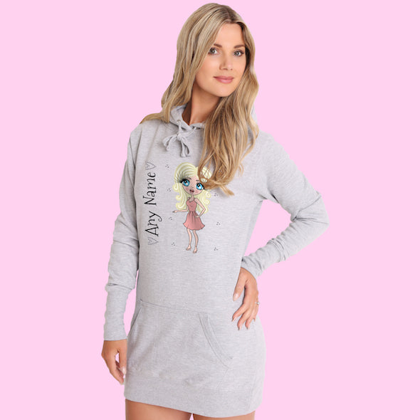 ClaireaBella Hoodie Dress - Image 2