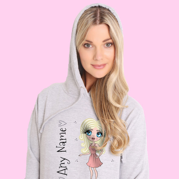 ClaireaBella Hoodie Dress - Image 8