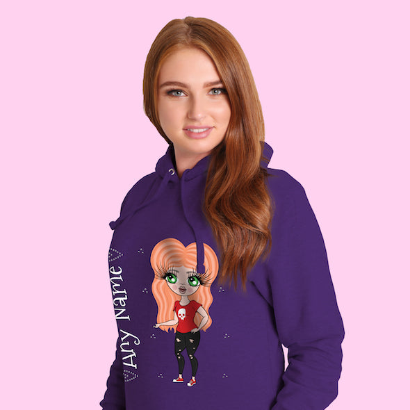 ClaireaBella Hoodie Dress - Image 6