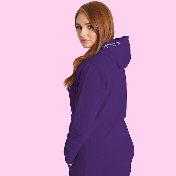 ClaireaBella Hoodie Dress - Image 7