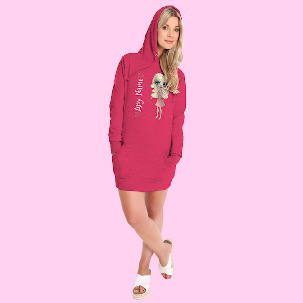ClaireaBella Hoodie Dress - Image 4
