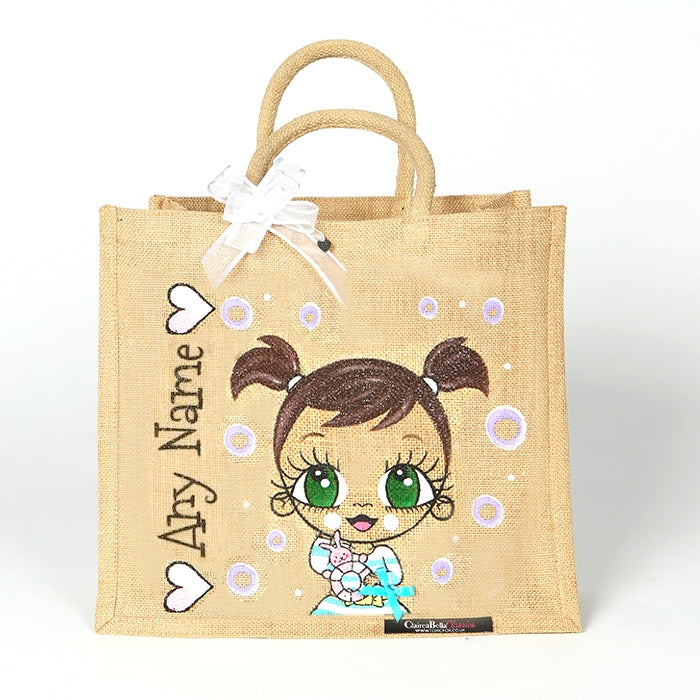 Early Years Newborn Large Jute Bag - Image 1