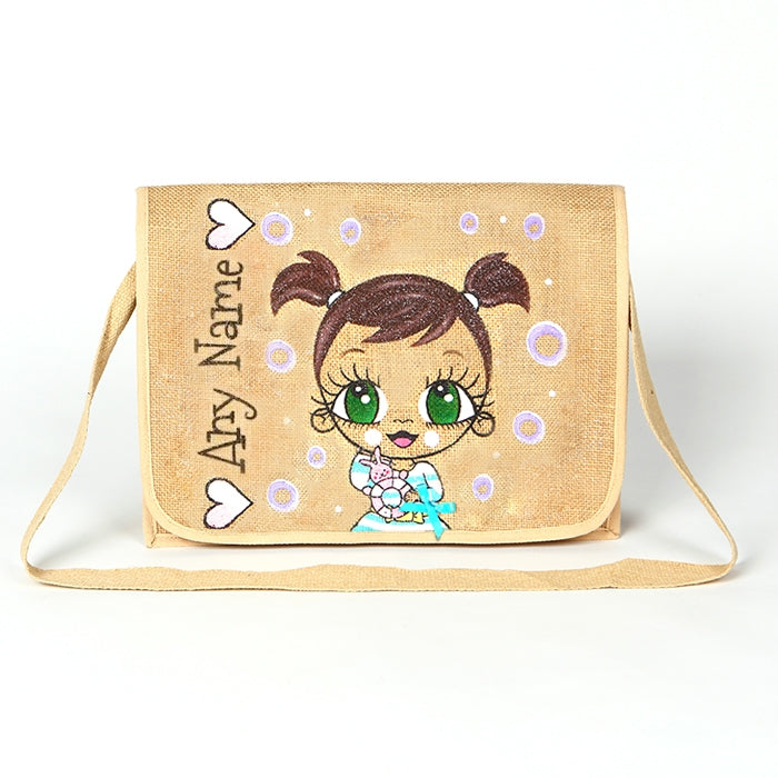 Early Years Newborn Jute Satchel Bag - Image 1