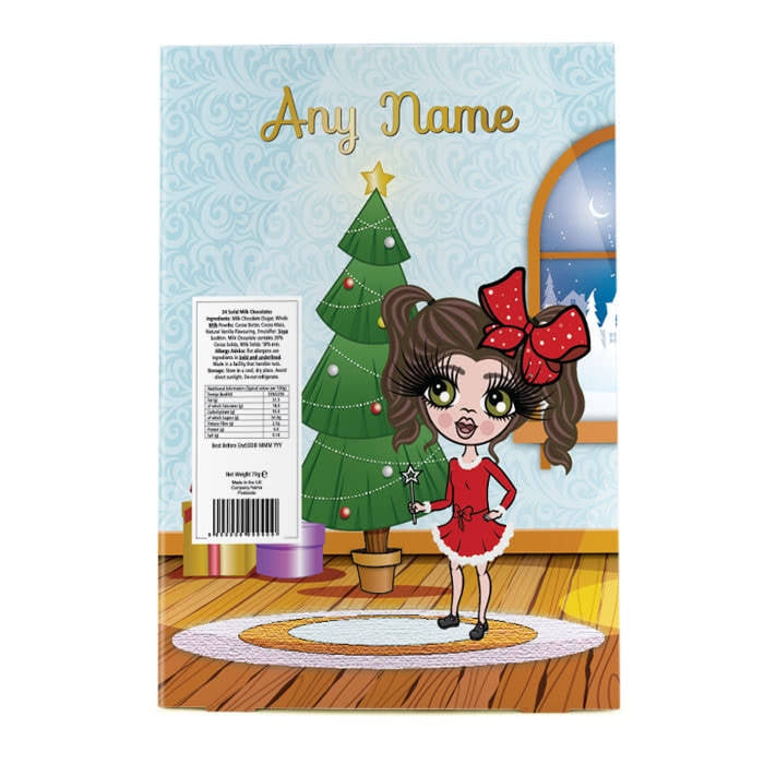 ClaireaBella Girls Santa's Helpers Advent Calendar - Image 3