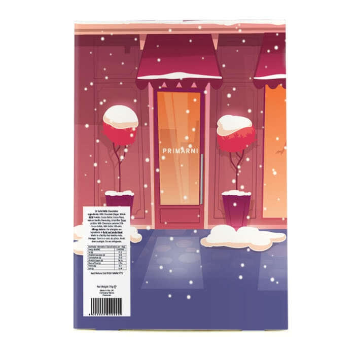 ClaireaBella Shopping Spree Advent Calendar - Image 3