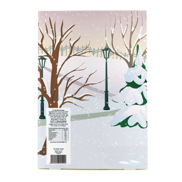 ClaireaBella Snow Good Advent Calendar - Image 3