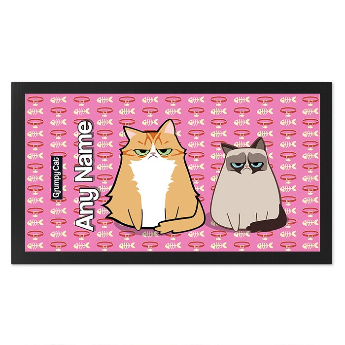 Grumpy Cat Fish Collar Pet Mat - Image 3