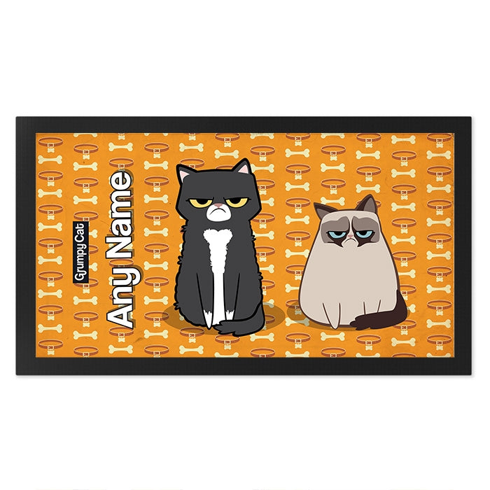 Grumpy Cat Bone Collar Pet Mat - Image 2