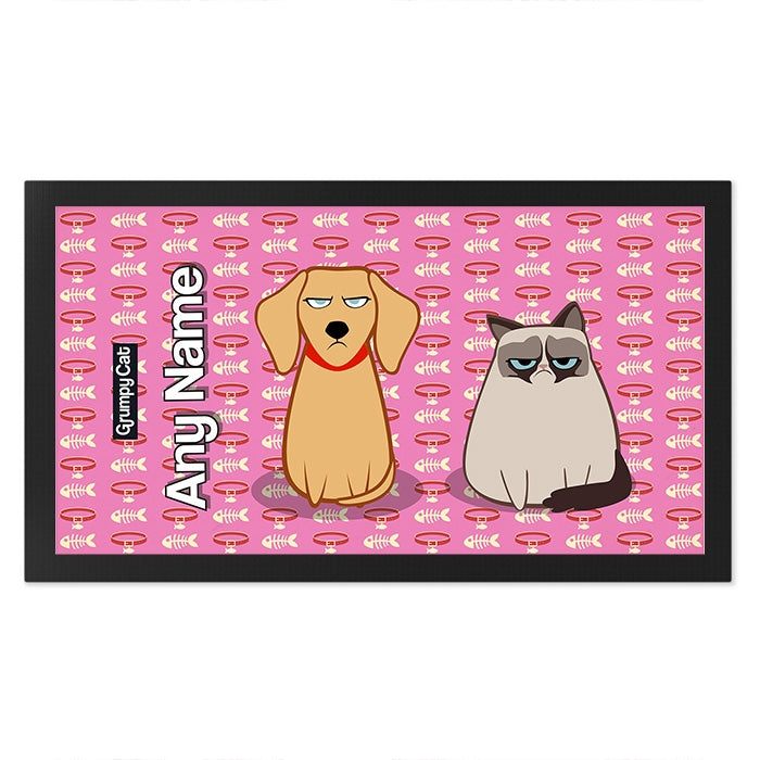 Grumpy Cat Fish Collar Pet Mat - Image 2