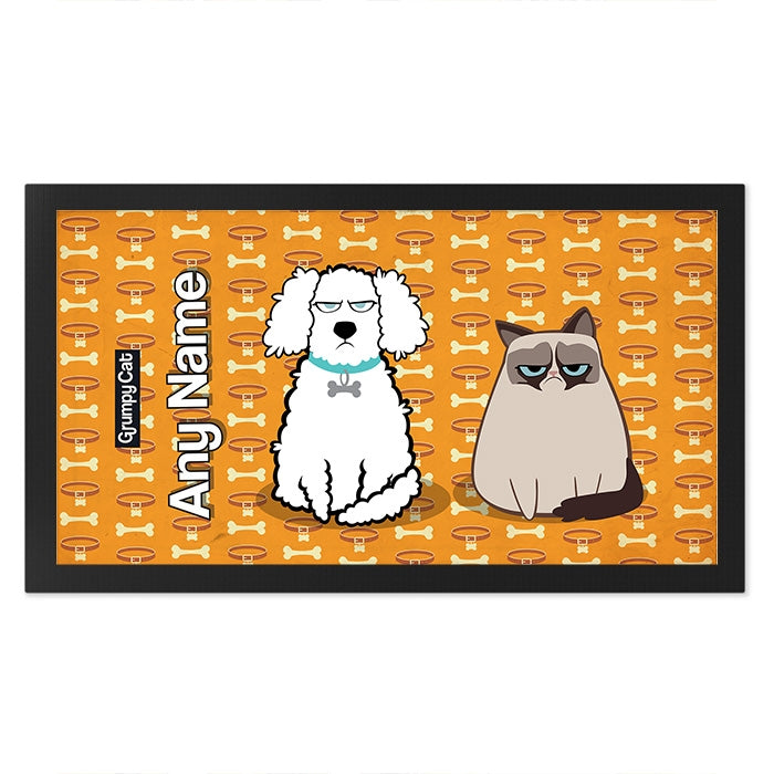 Grumpy Cat Bone Collar Pet Mat - Image 3