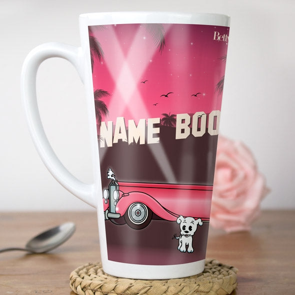 Betty Boop Hollywood Latte Mug - Image 2