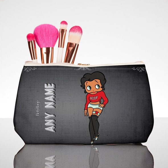 Betty Boop Vintage Film Make Up Bag - Image 1