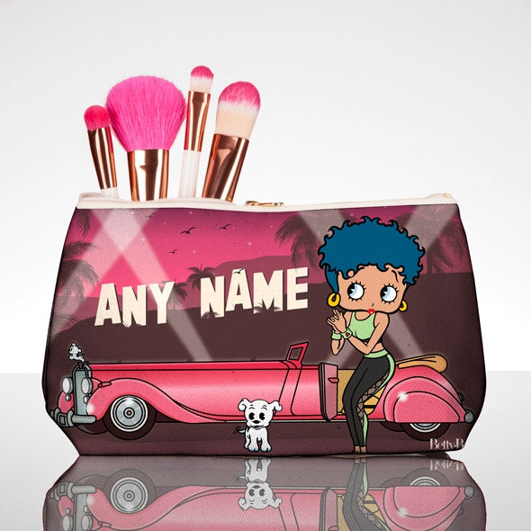 Betty Boop Hollywood Make Up Bag - Image 1