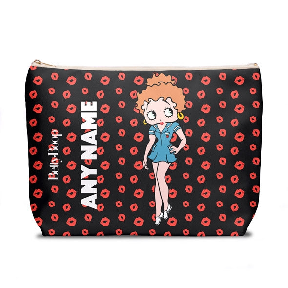 Betty Boop A Thousand Kisses Wash Bag - Image 2