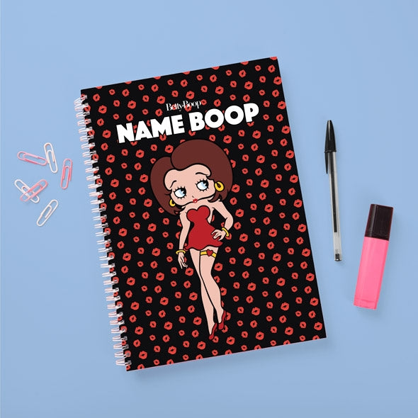 Betty Boop A Thousand Kisses Hardback Notebook - Image 2