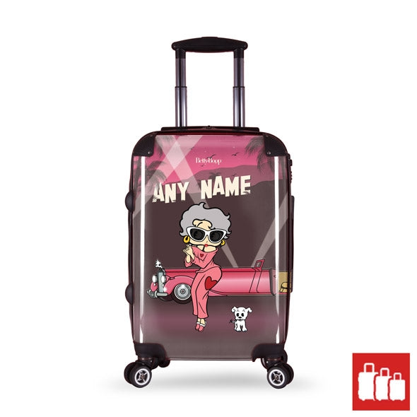Betty Boop Hollywood Suitcase - Image 1