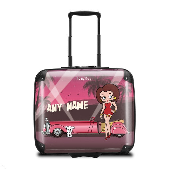 Betty Boop Hollywood Weekend Suitcase - Image 1