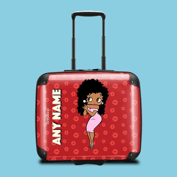 Betty Boop A Thousand Kisses Weekend Suitcase - Image 1