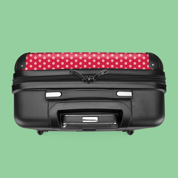 Betty Boop Polka Dot Weekend Suitcase - Image 4