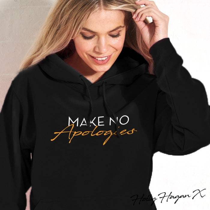 Holly Hagan X No Apologies Hoodie - Image 1
