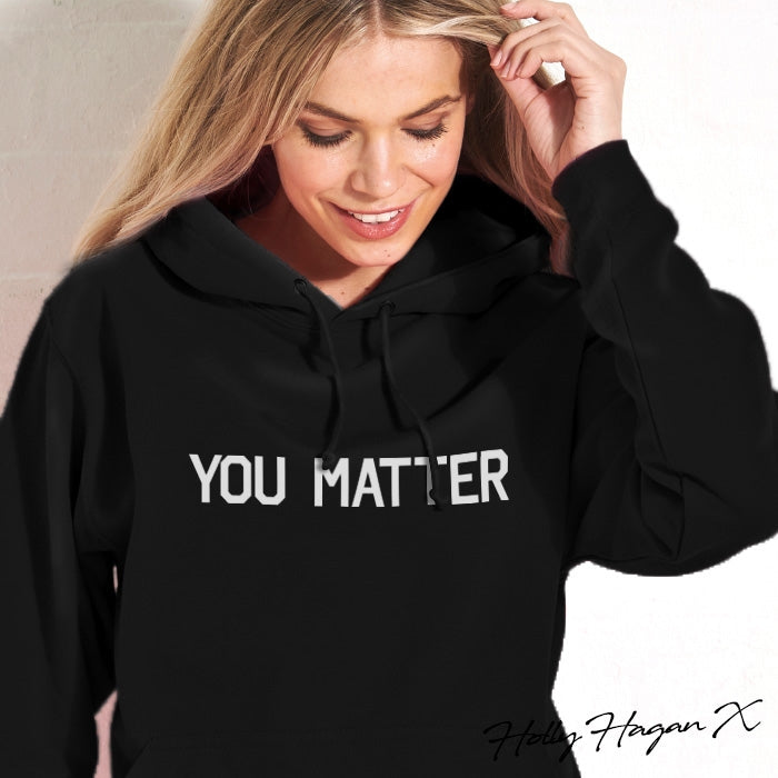 Holly Hagan X You Matter Hoodie - Image 2