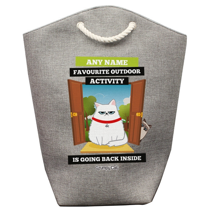 Grumpy Cat Outdoor Activity Pet Storage Bag - Image 2