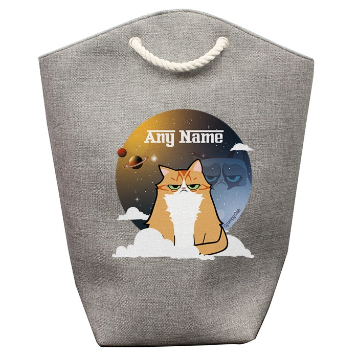 Grumpy Cat Space Pet Storage Bag - Image 2