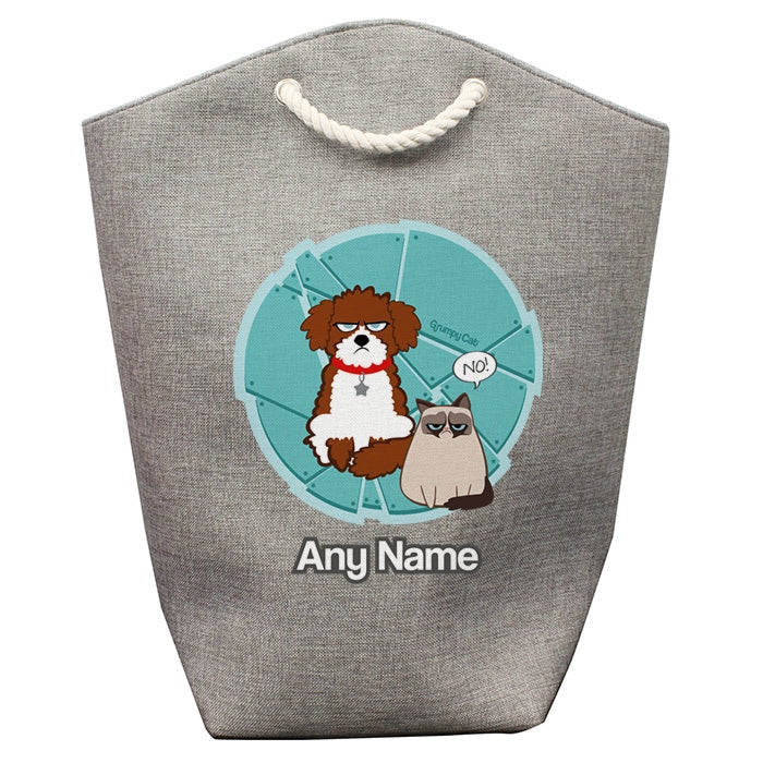 Grumpy Cat Mint Pet Storage Bag - Image 1