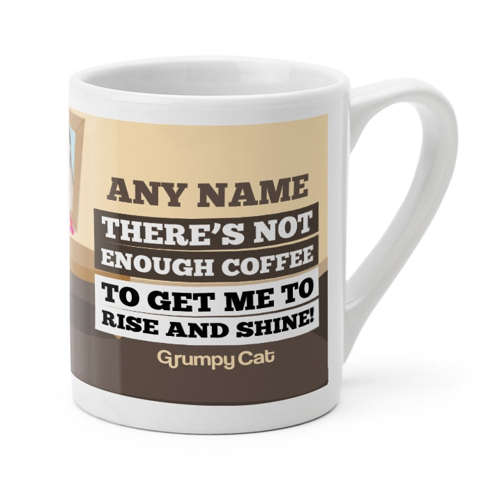 Grumpy Cat Rise And Shine Mug - Image 4