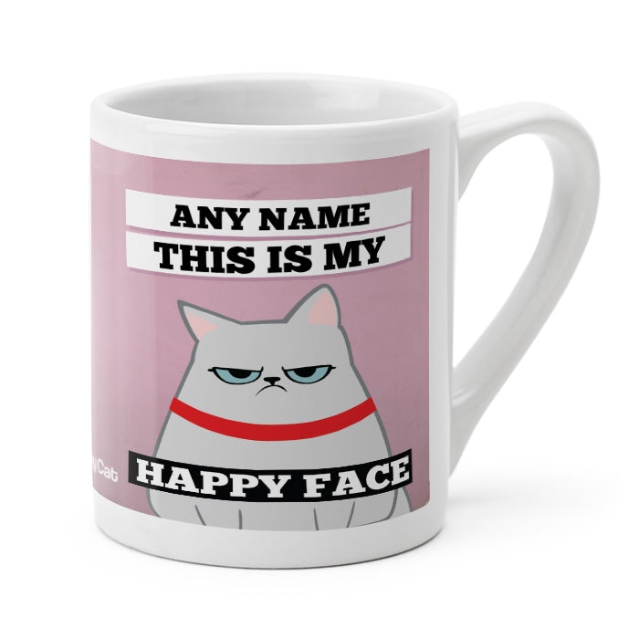 Grumpy Cat Happy Face Mug - Image 5