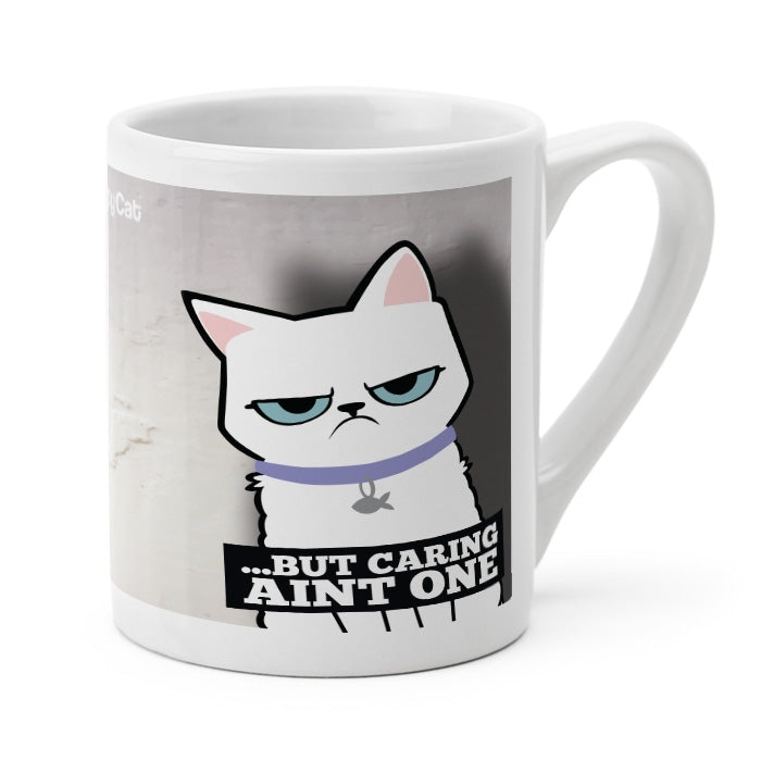Grumpy Cat 99 Problems Mug - Image 5