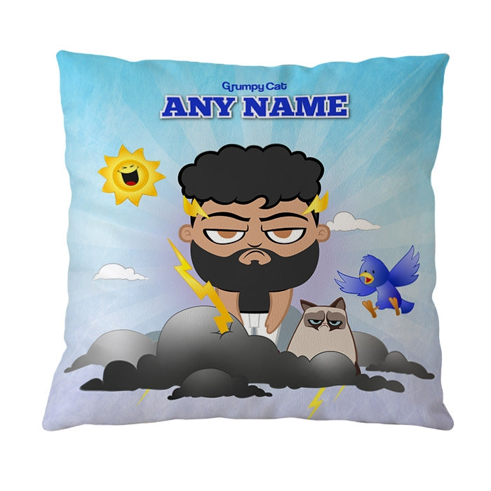 Grumpy Cat Zeus Cushion - Image 3